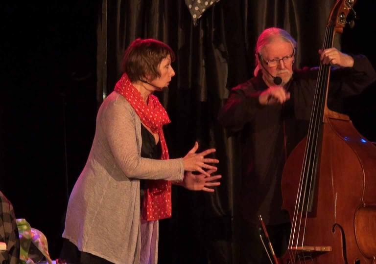 2011 11 19 - Françoise Markun et Serge  Utgé-Royo