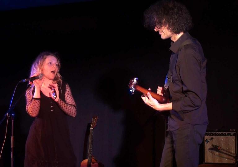2012 03 30 - Lisa Louize et Gilles Roucaute