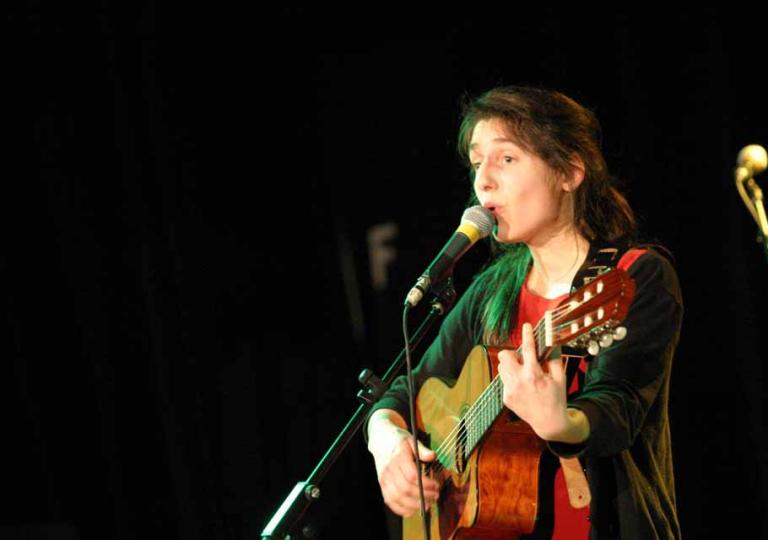 2013 11 14 - Les Vénus en Caoutchouc et La Cage au Folk